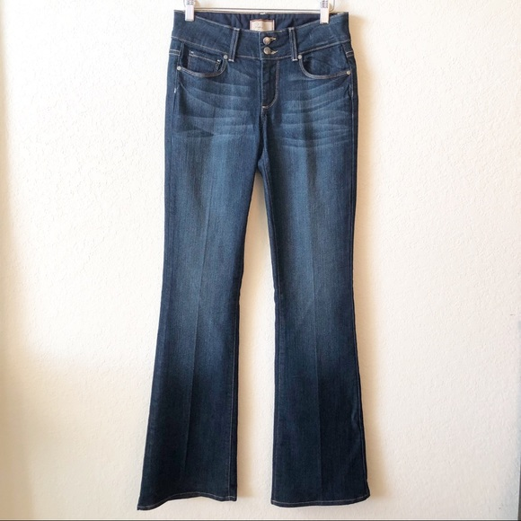 PAIGE Denim - Paige H.H. Bootcut Jeans Sz 27 from Anthropology